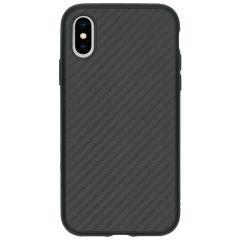 RhinoShield Solidsuit Cover iPhone Xs / X -  Carbon Fiber Black