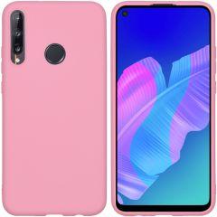 iMoshion Cover Color Huawei P40 Lite E - Rosa