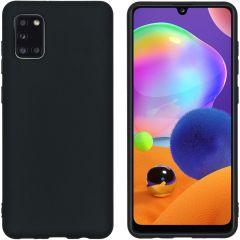 iMoshion Cover Color Samsung Galaxy A31 - Nero