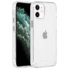 Accezz Impact Cover iPhone 12 Mini - Trasparente