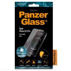 PanzerGlass Pellicola Protettiva Compatibile con la Custodia iPhone 12 (Pro) - Nero