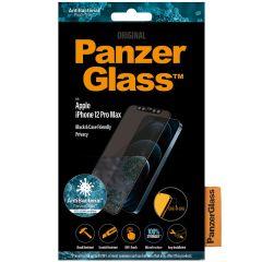 PanzerGlass Pellicola Protettiva Privacy Case Friendly iPhone 12 Pro Max