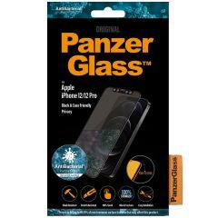 PanzerGlass Pellicola Protettiva Privacy Case Friendly iPhone 12 (Pro)