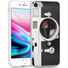 iMoshion Cover Design iPhone SE (2020) / 8 / 7 / 6s - Classic Camera