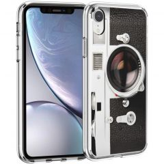 iMoshion Cover Design iPhone Xr - Classic Camera