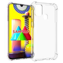 iMoshion Custodia Antiurto Samsung Galaxy M31 - Trasparente