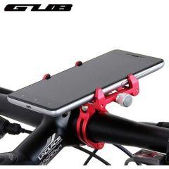 GUB Supporto per cellulare universale G86 per bici - Rosso