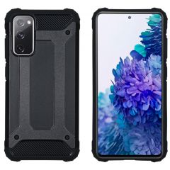 iMoshion Cover Robusta Xtreme Samsung Galaxy S20 FE - Nero
