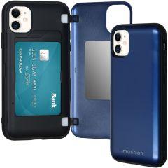 iMoshion Cover Color con Portafoglio iPhone 11 - Blu scuro