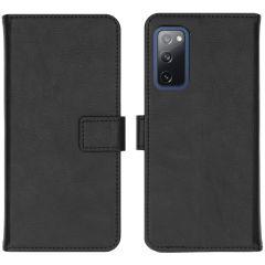 iMoshion Custodia Portafoglio de Luxe Samsung Galaxy S20 FE - Nero