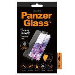 PanzerGlass Pellicola Protettiva Compatibile con la Custodia Samsung Galaxy S20