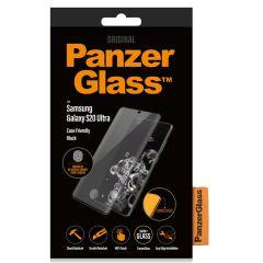 PanzerGlass Pellicola Protettiva Compatibile con la Custodia Samsung Galaxy S20 Ultra