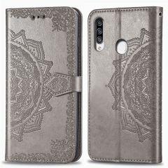 iMoshion Custodia Portafoglio Mandala Samsung Galaxy A20s - Grigio