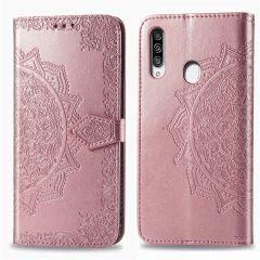 iMoshion Custodia Portafoglio Mandala Samsung Galaxy A20s - Rosa