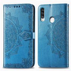 iMoshion Custodia Portafoglio Mandala Samsung Galaxy A20s - Turchese
