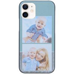 Cover Rigida Personalizzate iPhone 12 Mini - Nero