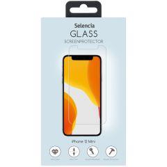 Selencia Pellicola Protettiva in Vetro Temperato iPhone 12 Mini