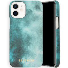 Selencia Maya Cover Fashion iPhone 12 Mini - Air Blue
