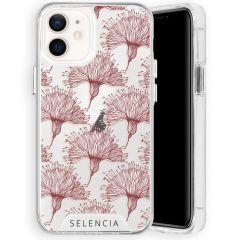 Selencia Zarya Cover Fashion Extra Protettiva iPhone 12 Mini - Flowers