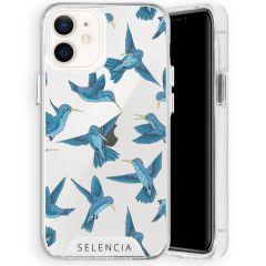 Selencia Zarya Cover Fashion Extra Protettiva iPhone 12 Mini - Birds