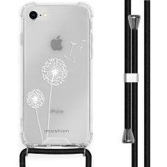 iMoshion Cover Design con Cordino iPhone SE (2020) / 8 / 7 - Dandelion