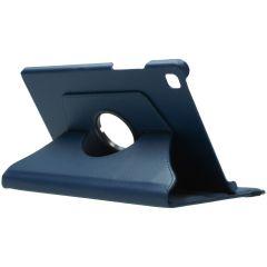 iMoshion Custodia a Libro Girevole 360° Samsung Galaxy Tab A7 - Blu scuro