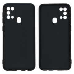 iMoshion Cover Color Samsung Galaxy M31 - Nero
