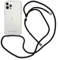 iMoshion Cover con Cordino iPhone 12 Pro Max - Trasparente