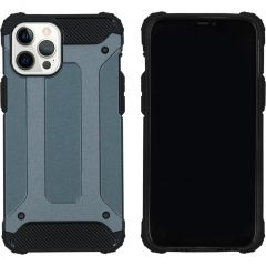iMoshion Cover Robusta Xtreme iPhone 12 Pro Max - Blu scuro