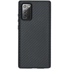 RhinoShield Solidsuit Cover Samsung Galaxy Note 20 -  Carbon Fiber