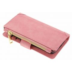 Portafoglio de Luxe iPhone SE / 5 / 5s - Rosa
