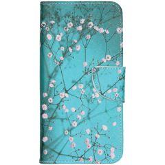 Custodia Portafoglio Flessibile Samsung Galaxy A10 - Blossom