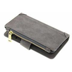 Portafoglio de Luxe iPhone SE / 5 / 5s - Grigio