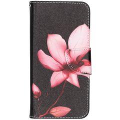 Custodia Portafoglio Flessibile Samung Galaxy A20e - Flowers