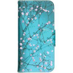 Custodia Portafoglio Flessibile Samung Galaxy A20e - Blossom