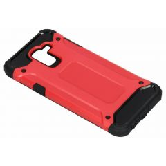 Cover Robusta Xtreme Samsung Galaxy J6 - Rosso