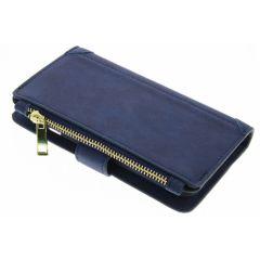 Portafoglio de Luxe iPhone 6 / 6s - Blu scuro