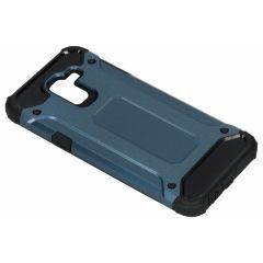 Cover Robusta Xtreme Samsung Galaxy J6 - Blu scuro
