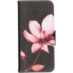Custodia Portafoglio Flessibile Samsung Galaxy A70 - Flowers