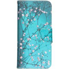 Custodia Portafoglio Flessibile Samsung Galaxy A70 - Blossom