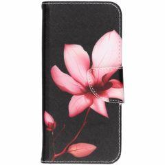 Custodia Portafoglio Flessibile Samsung Galaxy S8 - Flowers