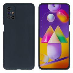 iMoshion Cover Color Samsung Galaxy M31s - Nero