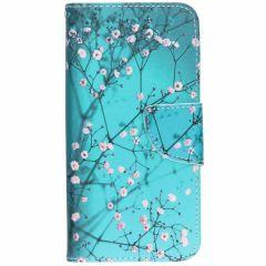 Custodia Portafoglio Flessibile Samsung Galaxy S10e - Blossom