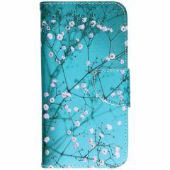 Custodia Portafoglio Flessibile Huawei P20 Lite - Blossom