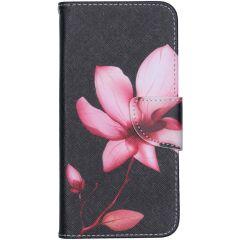 Custodia Portafoglio Flessibile Huawei P Smart (2020) - Flowers
