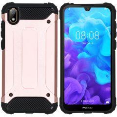 iMoshion Cover Robusta Xtreme Huawei Y5 (2019) - Rosa