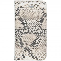 Custodia Portafoglio Design  iPhone SE / 5 / 5s - Snake
