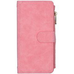 Portafoglio de Luxe Samsung Galaxy A71 - Rosa