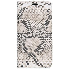 Custodia Portafoglio Design  Samsung Galaxy A20e - Snake
