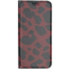 Custodia Portafoglio Design  Samsung Galaxy A70 - Panther Red